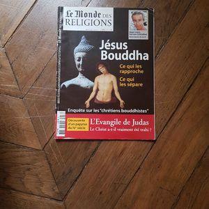 Magazine le monde des religions