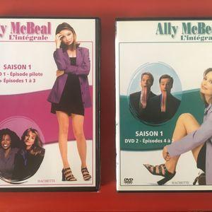 DVD Ally Mc Beal