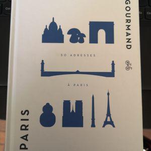 Guide gourmand Paris et Bordeaux