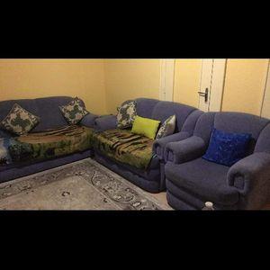 Canapes et fauteuil