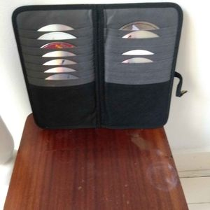 Pochette range CD