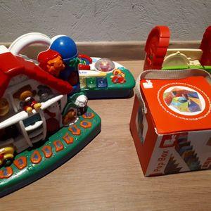 Gros lot de jeux pour enfants