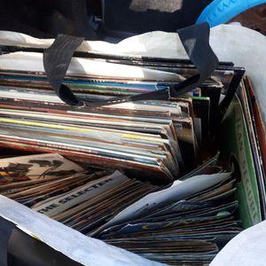 Regeev lot vinyles