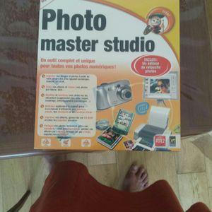 Outil photo master studio