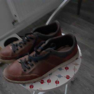Chaussure marron homme