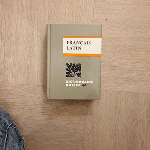 Français latin