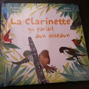 Livre mcdo Clarinette