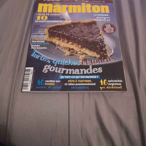 Magazine de cuisine