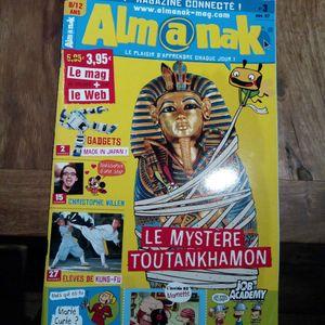 Un ancien magazine pour junior