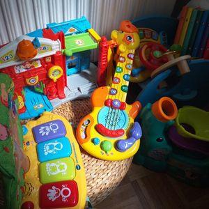 Divers jouets