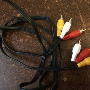 Cable video RCA