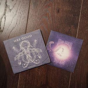 2 CD musique Mrs Good