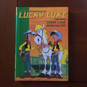 Lucky Luke hors la loi