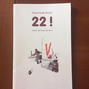 Livre '22' École des loisirs