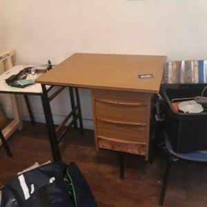 bureau enfant 4 tiroirs