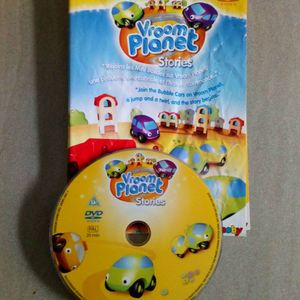 Dvd Vroom Planet