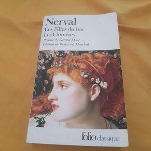 Livre de Gérard de Nerval