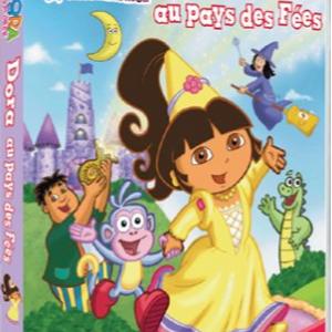 DVD DORA 2
