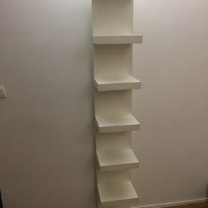 Étagère LACK IKEA blanche