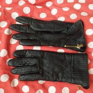 gant neuf en cuir femme (taille 1)