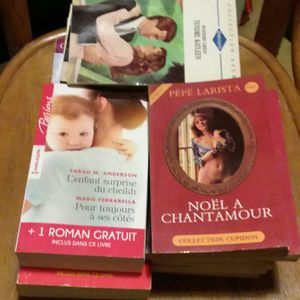 livres lot 8