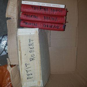 classiques racine Voltaire et dictionnaire