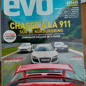 Magazines Evo