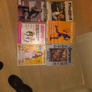 6 magazines lifestyle