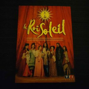 DVD : SPECTACLE LE ROI SOLEIL