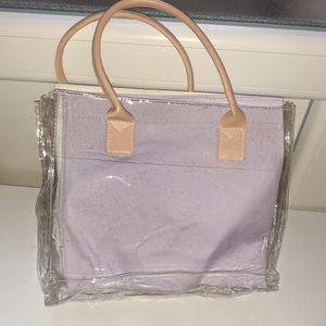 sac transparent