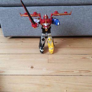 Figurine Powers Rangers