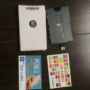 Terminal USB Monéo (neuf, emballé)