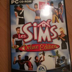 jeu Pc les Sims
