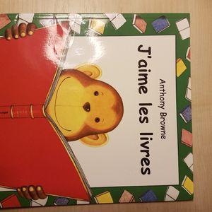 Livre pour le début de la lecture
