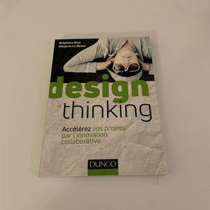 Livre sur le design thinking