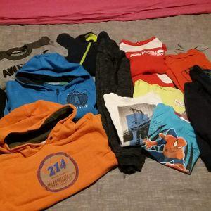 vêtements 4 ans garçon