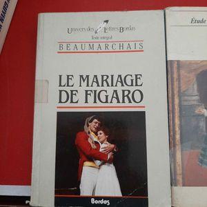 dons livre le mariage de Figaro