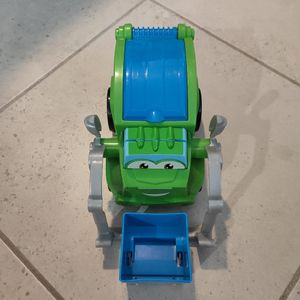 Camion poubelle Play-Doh