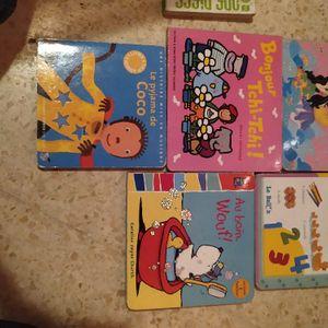 livres pour enfants