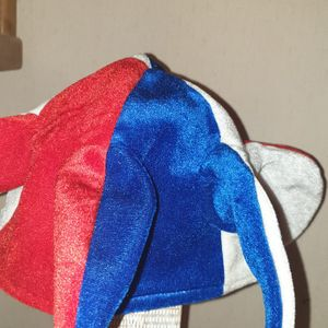 bonnet drapeau france