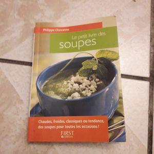 Petit livre des soupes