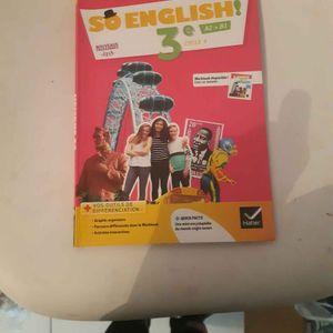 Manuel so english 3eme