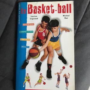 Livre le Basket ball