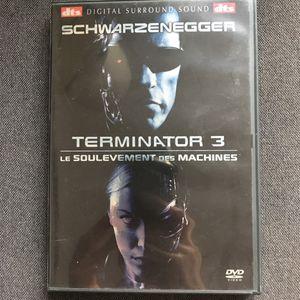 DVD Terminator 3