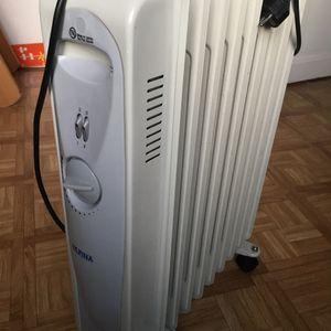 Radiateur électrique à réparer