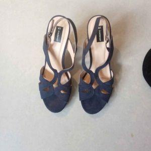paire de chaussures à talons T.41