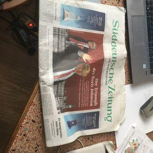 Presse allemande 1
