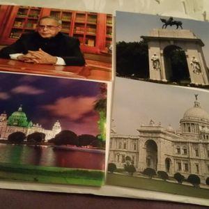 Lot 1 4 photos Inde dt Taj Mahal
