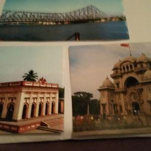 Lot 2 de 3 photos dt Taj Mahal