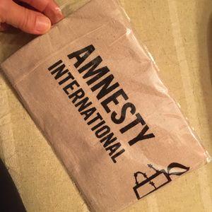 Tote bag Amnesty International